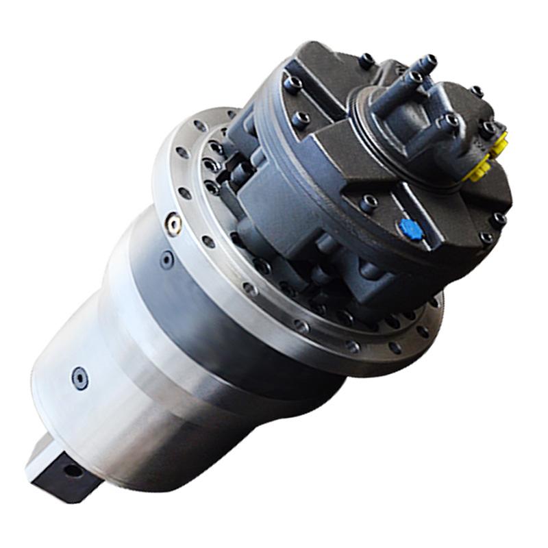 钻孔钻机液压动力头