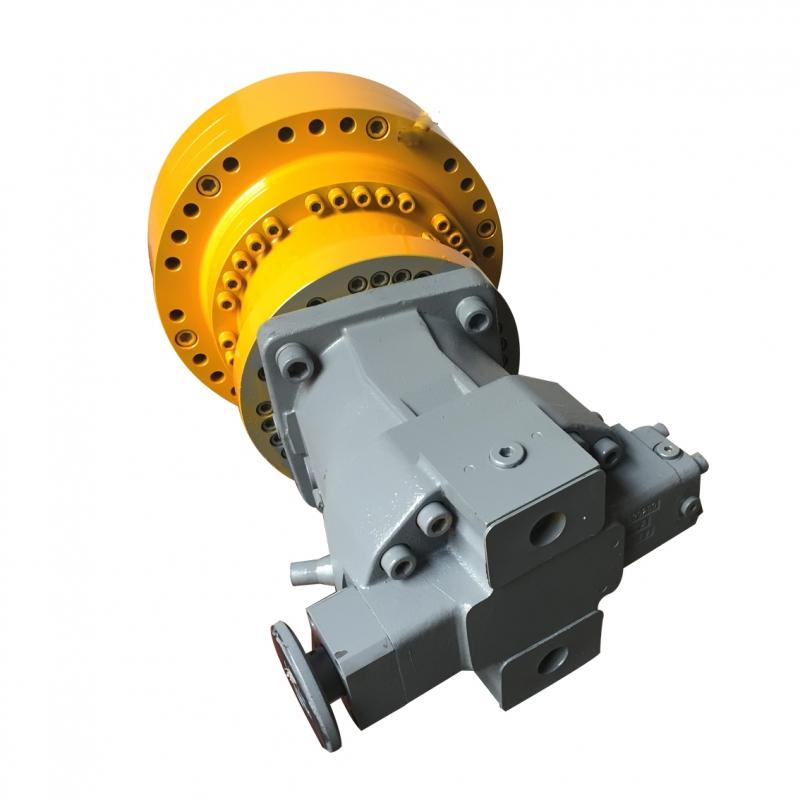武汉螺旋式卸船机液压马达