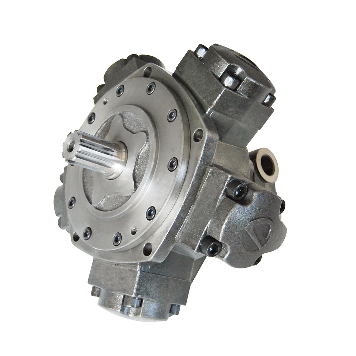 C型钢机液压马达
